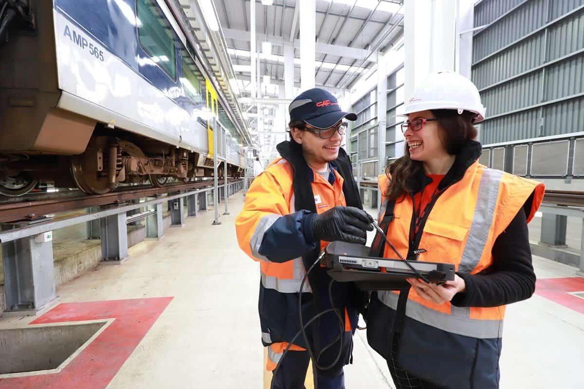 Regional Rail Project - Momentum Trains Dubbo